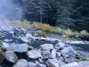 A Farewell to Summer at Stanley Hot Springs @ Wilderness Gateway Trailhead | Kooskia | Idaho | United States