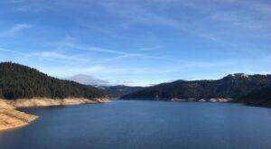 Greeting 2021 on the Big Eddy Trail @ Big Eddy Recreation Site and Launch Area | Ahsahka | Idaho | United States